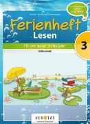 Cover-Bild zu Ferienheft Lesen 3. Volksschule von Scholtes, Cornelia