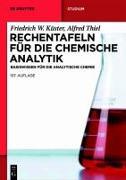 Cover-Bild zu Rechentafeln für die Chemische Analytik (eBook) von Ruland, Ursula (Hrsg.)