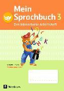 Cover-Bild zu Mein Sprachbuch 3. Schuljahr. Das bärenstarke Arbeitsheft. Arbeitsheft in SAS. BY von Hahn, Gabi