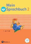 Cover-Bild zu Mein Sprachbuch 2. Schuljahr. Schülerbuch. BY von Klug, Andrea