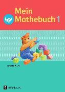 Cover-Bild zu Mein Mathebuch 1. Schuljahr. Ausgabe B. Schülerbuch. BY von Kuester, Ursula