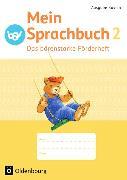 Cover-Bild zu Mein Sprachbuch 2. Schuljahr. Das bärenstarke Förderheft. Arbeitsheft. BY von Klug, Andrea