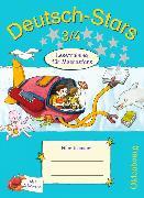 Cover-Bild zu Deutsch-Stars - Lesetraining für Meeresfans 3./4. Schuljahr. Übungsheft mit Lösungen von Kuester, Ursula