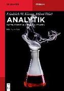 Cover-Bild zu Analytik von Küster, Friedrich W.