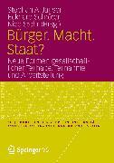 Cover-Bild zu Jansen, Stephan A. (Hrsg.): Bürger. Macht. Staat? (eBook)