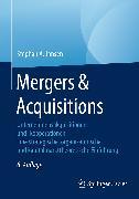 Cover-Bild zu Jansen, Stephan A.: Mergers & Acquisitions (eBook)