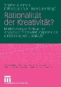 Cover-Bild zu Jansen, Stephan A.: Rationalität der Kreativität? (eBook)