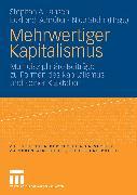 Cover-Bild zu Jansen, Stephan A.: Mehrwertiger Kapitalismus (eBook)