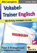 Cover-Bild zu eBook Vokabel-Trainer Englisch