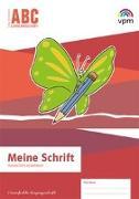 Cover-Bild zu ABC-Lernlandschaft 1/2. Arbeitsheft Meine Schrift Lateinische Ausgangsschrift ab Klasse 2