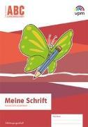 Cover-Bild zu ABC-Lernlandschaft 1/2. Arbeitsheft Meine Schrift Schulausgangsschrift ab Klasse 2