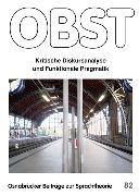 Cover-Bild zu Kritische Diskursanalyse und Funktionale Pragmatik (eBook) von Redder, Angelika (Hrsg.)