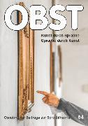 Cover-Bild zu Kunst durch Sprache - Sprache durch Kunst (eBook) von Spieß, Constanze (Hrsg.)