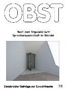 Cover-Bild zu Nach dem linguistik turn (eBook) von Schmitz, Ulrich