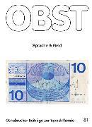 Cover-Bild zu Sprache und Geld (eBook) von Voßkamp, Patrick (Hrsg.)