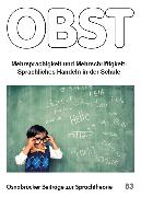 Cover-Bild zu Mehrsprachigkeit und Mehrschriftigkeit (eBook) von Streb, Reseda (Hrsg.)