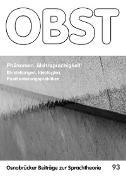 Cover-Bild zu Phänomen 'Mehrsprachigkeit* (eBook) von Spitzmüller, Jürgen (Hrsg.)