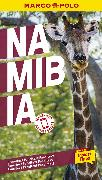Cover-Bild zu MARCO POLO Reiseführer Namibia von Selz, Christian