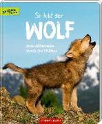 Cover-Bild zu So lebt der Wolf von Noa, Sandra