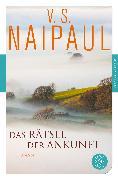 Cover-Bild zu Das Rätsel der Ankunft von Naipaul, V.S.