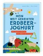 Cover-Bild zu Mein weit gereister Erdbeerjoghurt von Maas, Annette