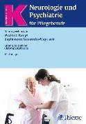 Cover-Bild zu Neurologie und Psychiatrie für Pflegeberufe von Gouzoulis-Mayfrank, Euphrosyne