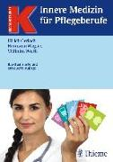 Cover-Bild zu Innere Medizin für Pflegeberufe von Gerlach, Ulrich