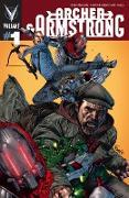 Cover-Bild zu Lente, Fred Van: Archer & Armstrong (2012) Issue 1 (eBook)