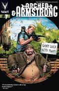 Cover-Bild zu Lente, Fred Van: Archer & Armstrong (2012) Issue 7 (eBook)