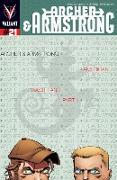 Cover-Bild zu Lente, Fred Van: Archer & Armstrong (2012) Issue 21 (eBook)