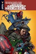 Cover-Bild zu Lente, Fred Van: Archer & Armstrong Vol. 1: The Michelangelo Code TPB (eBook)