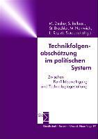 Cover-Bild zu Technikfolgenabschätzung im politischen System von Decker, Michael (Hrsg.)