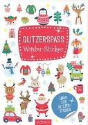 Cover-Bild zu Glitzerspaß Winter-Sticker