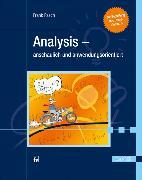Cover-Bild zu Analysis - anschaulich und anwendungsorientiert