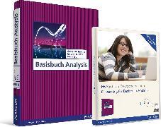 Cover-Bild zu Basisbuch Analysis + E-Learning für Mathematik mit MyMathlab Deutsche Version