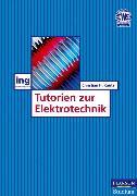 Cover-Bild zu Tutorien zur Elektrotechnik