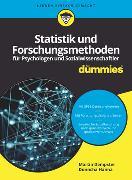 Cover-Bild zu Statistik und Forschungsmethoden für Psychologen und Sozialwissenschaftler für Dummies