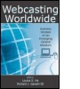 Cover-Bild zu Webcasting Worldwide von Ha, Louisa S. (Hrsg.)