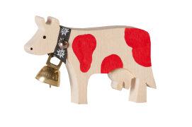 Cover-Bild zu Magnet Kuh rot