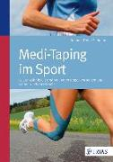 Cover-Bild zu Medi-Taping im Sport (eBook) von Sielmann, Dieter