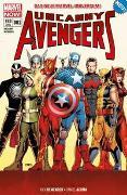 Cover-Bild zu Remender, Rick: Uncanny Avengers - Marvel Now!