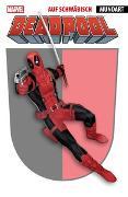 Cover-Bild zu Bagge, Peter: Deadpool auf schwäbisch