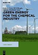Cover-Bild zu Green Energy and Resources for the Chemical Industry (eBook)