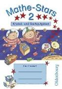 Cover-Bild zu Mathe-Stars, Knobel- und Sachaufgaben, 2. Schuljahr, Übungsheft, Mit Lösungen von Hatt, Werner