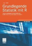 Cover-Bild zu Grundlegende Statistik mit R