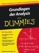 Cover-Bild zu Grundlagen der Analysis für Dummies
