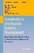 Cover-Bild zu Complexity in Information Systems Development (eBook) von Linger, Henry (Hrsg.)