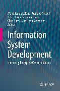 Cover-Bild zu Information System Development (eBook) von Linger, Henry (Hrsg.)