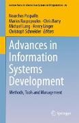 Cover-Bild zu Advances in Information Systems Development von Paspallis, Nearchos (Hrsg.)