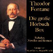 Cover-Bild zu Theodor Fontane: Die große Hörbuch Box (Audio Download) von Fontane, Theodor